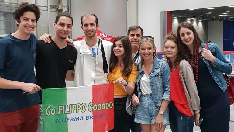 Filippo Massone 39esimo ai Campionati Assoluti 2018