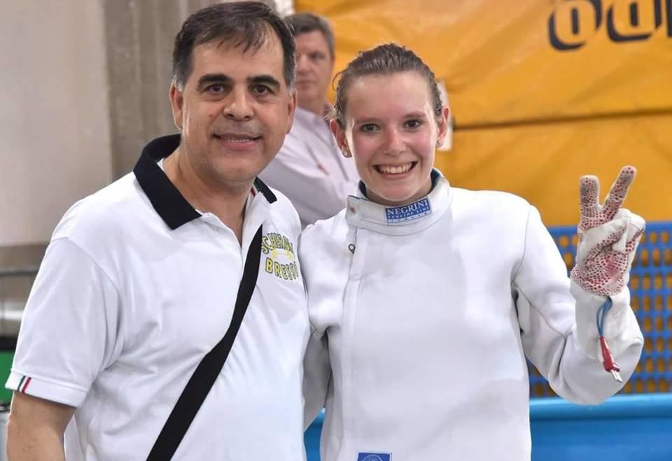 Coppa Italia Nazionale ad Ancona: Giulia Pasquali si qualifica per i Campionati Assoluti Italiani