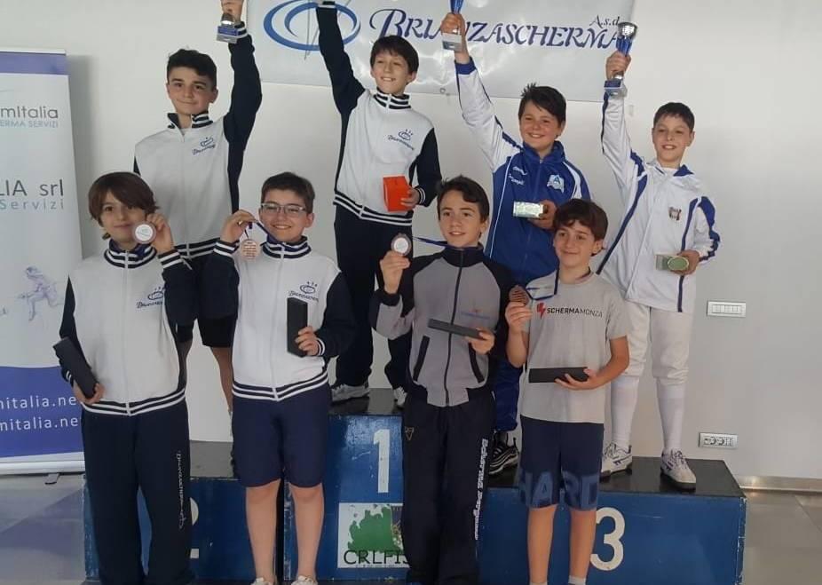 Trofeo Bulli & Pupe: terzo posto per Riccardo Diazzi