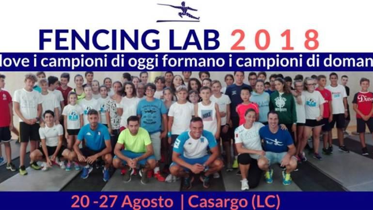 Fencing Lab 2018
