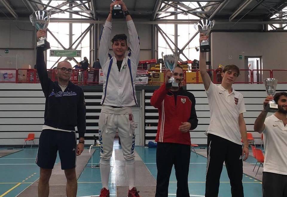 Prova di qualificazione Open spada – Lombardia: 12 atleti qualificati alla prova nazionale
