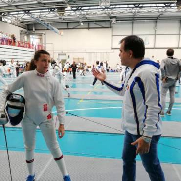 Second National Cadets epee and foil: all results