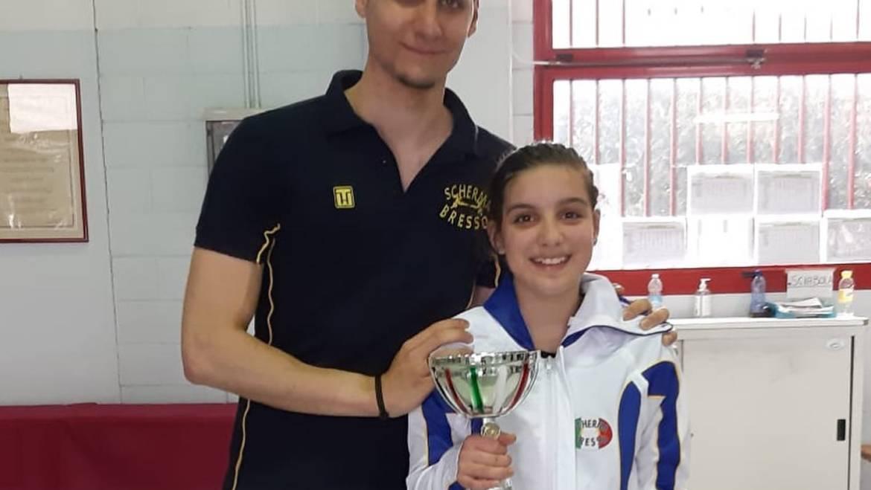 Trofeo Coni Lombardia: vittoria di Elisa Chinnici