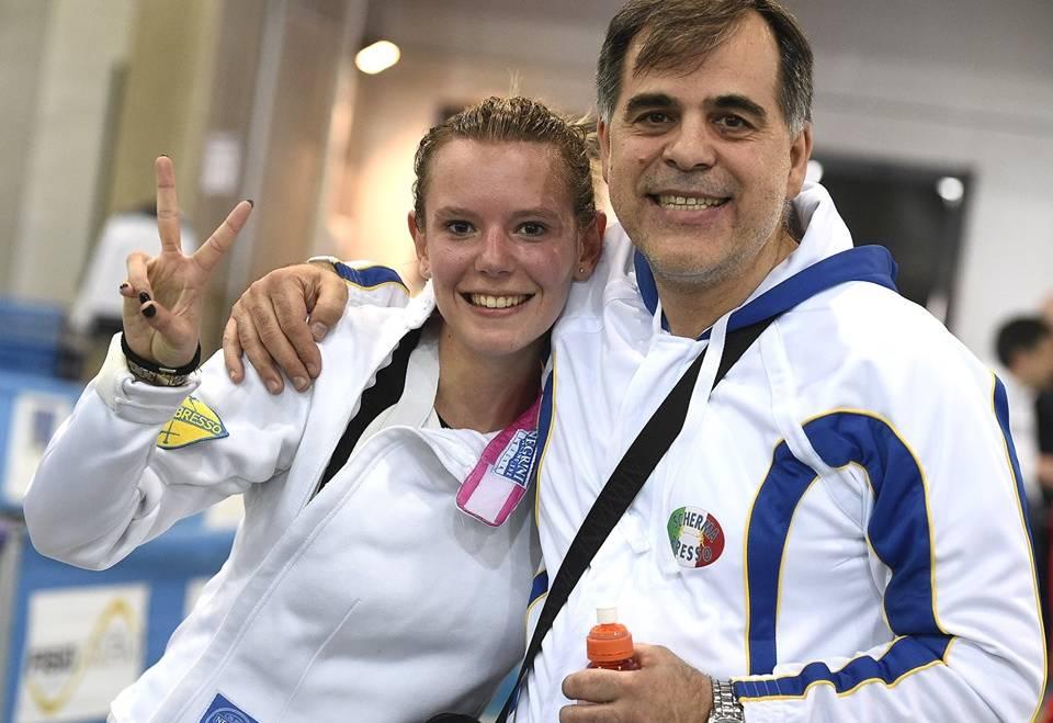 Giulia Pasquali si qualifica ai Campionati Assoluti di spada