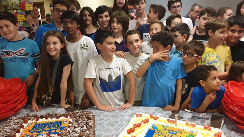 FESTA DI FINE ANNO: BUONE VACANZE!