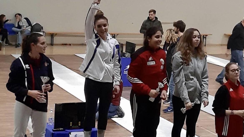 2a Prova Regionale GPG: Elisa Chinnici campionessa regionale